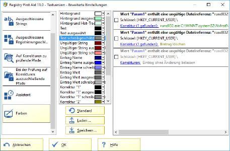 Registry First Aid 11 Platinum: der Erste-Hilfe-Koffer für die Windows-Registry