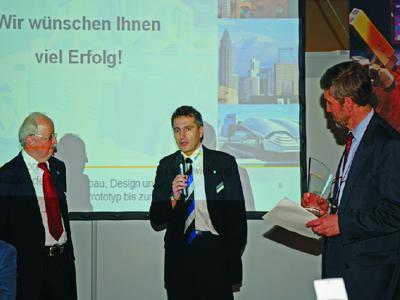 Arnold Umformtechnik gewinnt turntec-Award