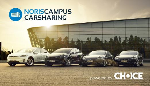 Noris Campus Carsharing Choice