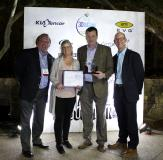 FRT is Equipment Supplier of the Year
