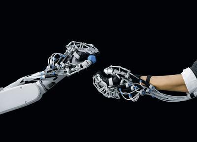ExoHand: Neue Handlungsspielräume zwischen Mensch und Maschine
