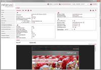 Retarus WebExpress: Effiziente Marketing-Kommunikation mit unmittelbarer Erfolgskontrolle: E-Mail, Fax und SMS in einer Plattform, webbasierend, intuitiv zu bedienen, Quelle: Retarus
