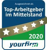 """WÖHR ERHÄLT """"TOP-ARBEITGEBER IM MITTELSTAND 2020""""-AUSZEICHNUNG!"""