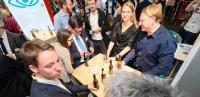 NBank auf der HMI19: 13. Start-up Meet-up