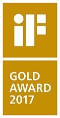 Ausgezeichnet mit dem iF gold award 2017: Schüco FWS 35 PD / Bildnachweis: Schüco International KG