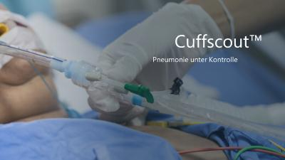 Cuffscout Pneumonie unter Kontrolle
