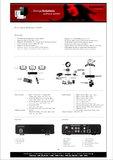 ICY BOX IB-MP309HW datasheet