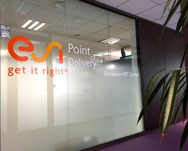ESI's Point of Delivery for Cloud Computing, based in Teratec Campus