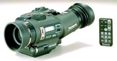 1995 - NV-DX1: Erster 3CCD DVC Camcorder