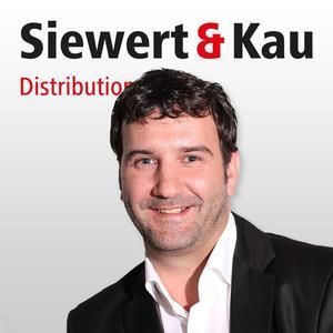 Yves Plaire, Vertriebsdirektor bei der Siewert & Kau Computertechnik GmbH