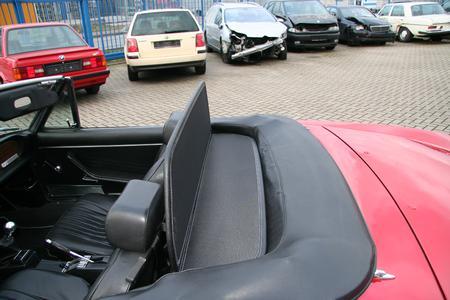 Fiat 124 Doppelrahmen