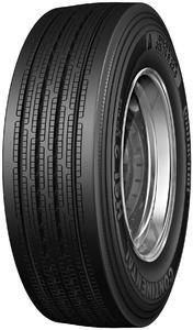 Continental HSL2+: Das neue Profil mit in den Längsrillen integrierten Mikrolamellen bringt verbesserte Fahr- und Handlingseigenschaften (Foto: Continental AG)