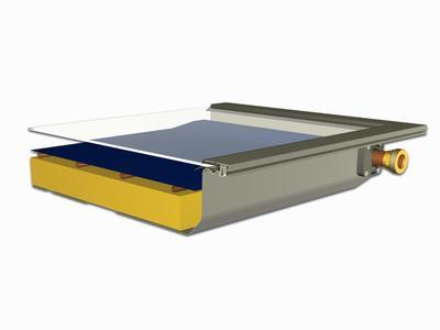 Der Dettenhausener Behälterspezialist BTD hat seine Produktpalette im Bereich PRIMASOL® Solartechnik um den Wannenkollektor PRIMASOL ® PS-WK 1 erweitert.