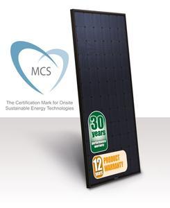 ANTARIS SOLAR's all-black mono-crystalline PV modules combine maximum performance and aesthetic design. Photo: ANTARIS SOLAR