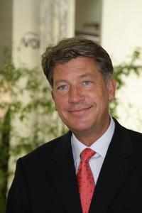 Carl Gustav van der Linden, neuer Direktor für Vertrieb & Marketing bei celum