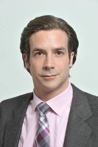 Matthias Schmucker, Produktmanager im Bereich Dekorative Innenwandtechniken (DIWT), Foto: Caparol Farben Lacke Bautenschutz