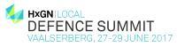 Eventlogo zu HxGN LOCAL Defence Summit 2017
