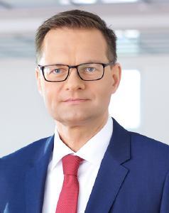 Stefan-Traeger, CEO Jenoptik