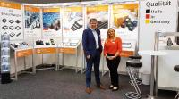 Messe all about automation Leipzig