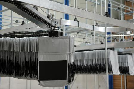 Der Dematic Taschen-Sorter eignet sich für unterschiedliche Artikel aus dem Modehandel und E-Commerce / Foto: Dematic GmbH