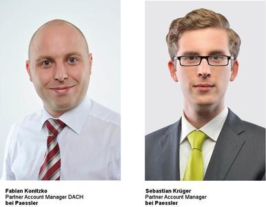 Fabian Konitzko Paessler AG; Sebastian Krüger Paessler AG