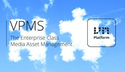 Vidinet cloud media services now available to VPMS customers
