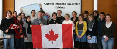 Uni goes Clemens-Brentano-Realschule
