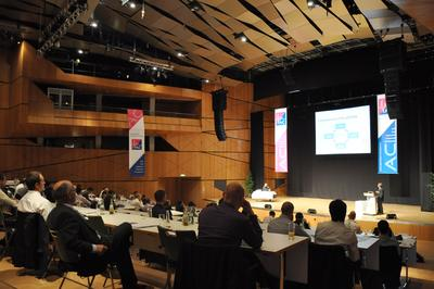 "Darmstadt in ""Schwingung"". Der 14. Internationale Adaptronic Congress 2011 öffnete seine Tore am 07. + 08. September im darmstadtium"