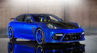 690 HP and 700 Nm torque -  The MANSORY Power Pack for the Porsche Panamera Turbo