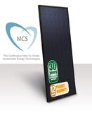 ANTARIS SOLAR receives MCS certification for black module series