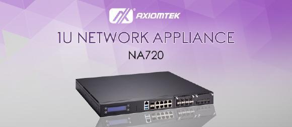 Die leistungsstarke Intel® Broadwell-DE Netzwerk-Appliance NA720
