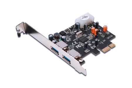 USB 3.0 PCI Express Karte DS-30220 / Foto Header: Alex-/ Quelle PHOTOCASE