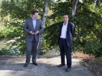 Die Firmengründer, Eike Barczynski und Christian Harel