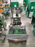Sensorbasierte Nachrüstung einer Rundstrick-maschine der thoenes® Dichtungstechnik GmbH durch das Sächsische Textilforschungsinstitut e.V. (STFI)