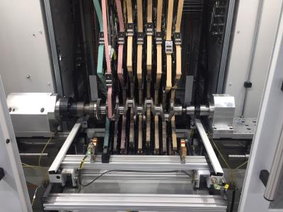 An easily accessible working area and an innovative tape management system ensure short change-over times and consistently good processing results.