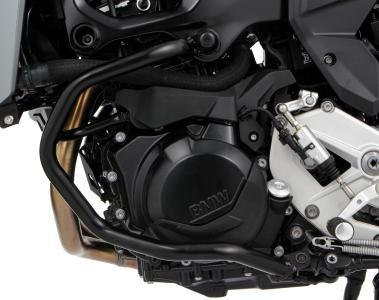Perfekter Schutz für den Motor - gleichmäßige Verteilung der Kräfte auf 4 Aufnahmepunkte pro Fahrzeugseite