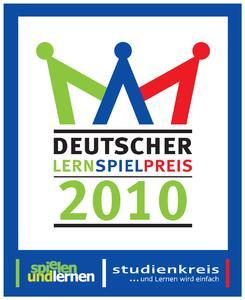 Deutscher Lernspielpreis 2010