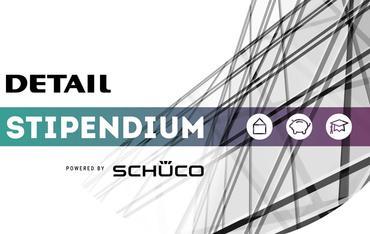 Detail und Schüco vergeben Stipendium / Bildnachweis: Schüco International KG