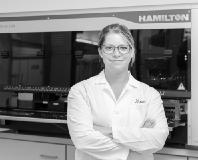 """Aufzeichnung Webinar mit Hamilton Robotics zum Thema """"Automatisierung von NGS-Workflows für Präzisionsmedizin im Bereich der Onkologie"""""""