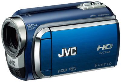Neues Everio Camcorder Lineup 2009