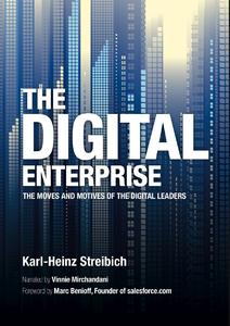 """""""The Digital Enterprise – The Moves and Motives of the Digital Leaders"""" Cover"""