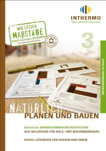 INTHERMO Detailzeichnungen sind Präzisionswerkzeuge für professionelle Planer. Bild: INTHERMO GmbH, Ober-Ramstadt; www.inthermo.de