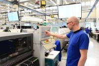 Produktionsvisualisierung mit DSSHOW - Industrie 4.0