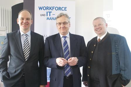 Projektmanagement Referenten Business Breakfast der p.l.i. solutions GmbH am 28. Februar 2013