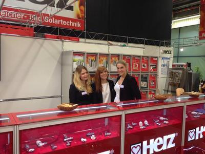 interpret GmbH -  Premium Hostessen auf Technologie Messe