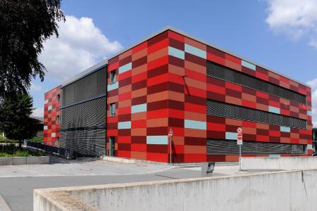 """Die Stiftungsprofessur für """"Digitales Bauen"""" an der Hochschule Ostwestfalen-Lippe soll zum Wintersemester 2019/2020 besetzt werden, Bild: Hochschule OWL"""