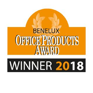 HSM gewinnt Benelux Office Products Award 2018
