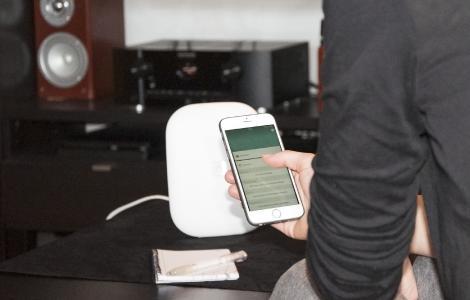 Anschluss von IoT-Geräten