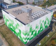 Das maincubes Rechenzentrum in Frankfurt am Main (Bild: maincubes)