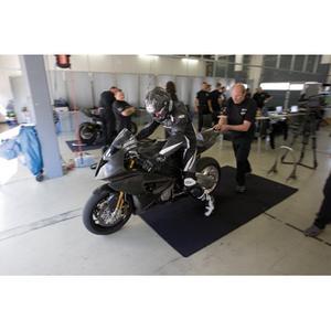 BMW Motorrad WSBK Test, Kevin Curtain